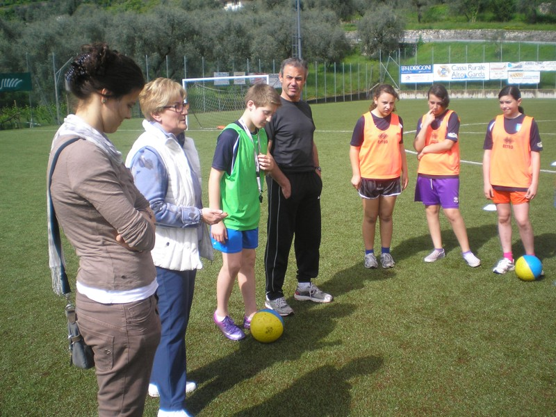 SABATO 11 MAGGIO: WOMAN'S FOOTBALL WEEK 2013 A VARONE DI RIVA DEL GARDA