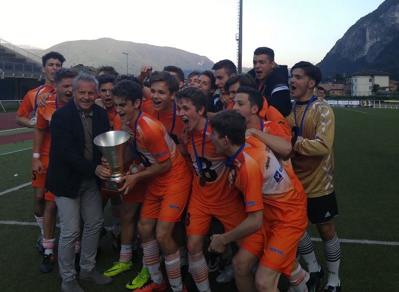 JUNIORES ELITE: AL BOZNER LA COPPA REGIONE